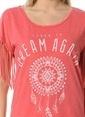 Only T-Shirt | Püskül Detaylı Renkli
